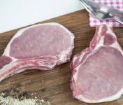 La Ferme de Cintrat - Côtes de porc plein air dans le filet