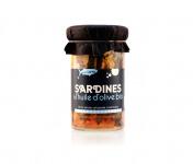 Conserverie artisanale de Keroman - Sardines À L'huile D'olive Bio