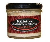 Saumon de France - Rillettes De Saumon De France 5 Baies