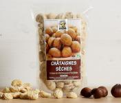 GAEC Roux - Châtaignes sèches d'Ardèche BIO et AOP - 500 g