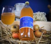 Ferme de La Tremblaye - Jus de Pomme