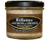 Saumon de France - Rillettes De Saumon De France Piment D'espelette & Ciboulette