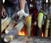 Nuage Sauvage - Thé Pu-erh Au Bambou Fumé - TP01