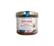 Marinoë - Tartinable Pesto Rouge : Algues & Légumes du soleil