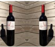 """Domaine Doriane Vidal - Lot De 6 Bouteilles Aoc Côtes Du Roussillon Rouge, """"cuvée Les Demoiselles"""", 2017, 14%vol"""