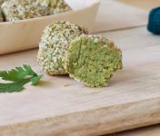 L'Atelier V* - Falafel de Pois Chiche, Oignon, Persil, Sésame et Coriandre