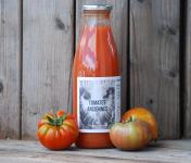 La Boite à Herbes - Jus De Tomate Ancienne Bio - 75cl