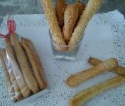 Les délices du Ti'Pierre - Gressins Au Sésame