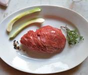 BEAUGRAIN, les viandes bien élevées - Bœuf Salers - Poire