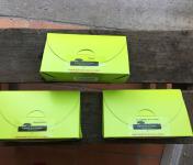 Vinaigres de la Carrière - Lot de 3 Grands Ballotins de Chocolats : nos 3 Arômes