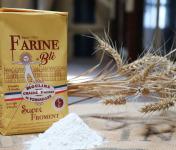 Moulins de Versailles - Farine De Blé Super Froment - 1kg