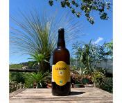 La Maison du Citron - Bière Blonde au Kumquat Bio - 75 cl