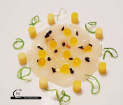 Le safran - l'or rouge des Ardennes - Perles Yuzu/safran
