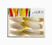 Maison Sales - Végétaux d'Art Culinaire - 15- Mini Endive - 8 Pièces
