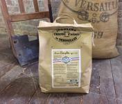 Moulins de Versailles - Farine De Blé Complète T150 5kg
