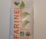 Cocotte et Potiron - Farine De Blé Bio T65 (1 Kg) Origine Gers