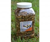 Trapon Champignons - Chanterelles Jaunissantes Sechées - 500 G