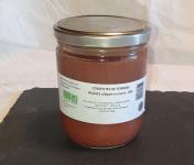 La Ferme du Montet - Compote Pomme - poire - fraise - bio - sans sucre ajouté