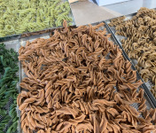 Païs'an Ville® - Pâtes Artisanales Bio Mix Tire-bouchon A La Farine De Légumineuses 500g