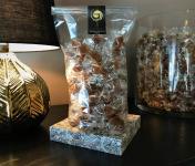 L'AMBR'1 Caramels et Gourmandises - Tendres Bouchées De Caramels Au Beurre Salé - Sachet De 500g