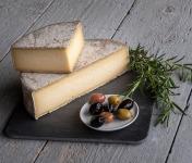 Les Fermes Vaumadeuc - Tomme du Vaumadeuc - Au lait cru entier de vache - Affinage 3 mois - 400g