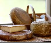 """Le Moulin Gourmand - Fromage De Bethmale ''pur Chèvre"""" 1 Kg"""