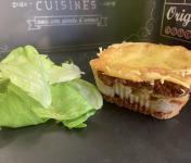 La ferme du Roseix - Lasagnes de Bœuf Limousin - 1kg