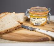 Ferme de Pleinefage - Foie Gras de Canard entier cuit 150 g (2 personnes)