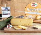 Constant Fromages & Sélections - Raclette Badoz Au Lait Cru Prestige - 1000g