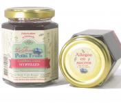 La Ferme des petits fruits - Confitures De Myrtilles Allégée En Sucres