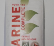 Cocotte et Potiron - Farine De Blé Bio T110 (1kg) Origine Gers