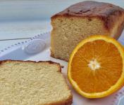 Les Desserts d'Ici - Le Cake À L'orange