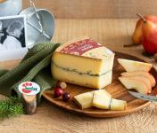 Constant Fromages & Sélections - Morbier Aop Badoz Au Lait Cru Excellence 100 Jours - 1000g