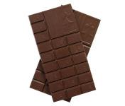 Maison Le Roux - Tablette Chocolat Noir Goviro : Fleur de Sel, Amande Caramélisée & Crêpe Dentelle