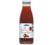 Les Côteaux Nantais - Jus Pommes Groseilles 75 cl Demeter