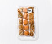 ÏOD - Bouchées Apéritives de saumon fumé aux 3 saveurs