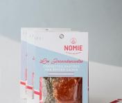 Nomie, le goût des épices - Les Incandescentes. Mélange Pour Crevettes Sautées Aux Épices Cajun