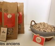 Du bio dans l'assiette - Pâtes Artisanales Blés Anciens Bio 400gr