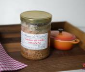 La Ferme de Cintrat - Saucisses aux lentilles vertes du Puy