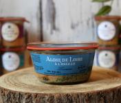 La Bourriche aux Appétits - Terrine d'Alose de Loire à l'Oseille