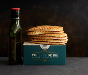 Gaufres Artisanales de Philippe de Bie - Gaufre Rhum-raisins (don Papa) - Boîte De 6