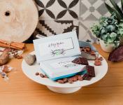 Le Petit Atelier - Boîte De Mini Tablette Au Chocolat Noir Et Lait Bio