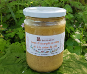 L'escargotière BONVALOT - Soupe d'Escargot au Curry et Lait de Coco