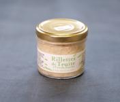 Saumon de France - Rillettes De Truite À L'aneth Fraîche