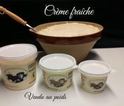 Tome de Rhuys - Crème Fraiche - 240g