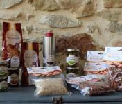 Les amandes et olives du Mont Bouquet - Offre découverte Amandes et Olives : Apéritif et Cuisine