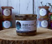 La Bourriche aux Appétits - Rillettes d'Aspe de Loire au Pesto de Roquette 80 g