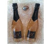 Champagne M de Marianne - Champagne M Blanc de Noirs 100% Pinot Noir - 2 bouteilles