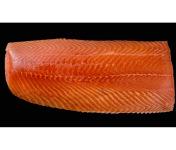 Fumaison Occitane - Filet de Saumon Bio Fumé À Froid En Pavé (1000 Gr)