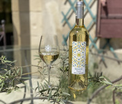 DOMAINE DU MAS DE REY - IGP Terre de Camargue - Cuvée ''l'Esprit blanc 2019'', Lot de 3 Bouteilles
